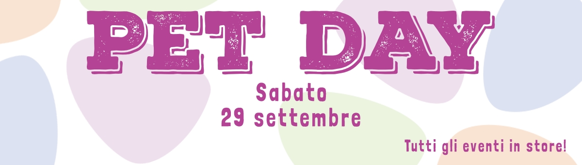 Calendario eventi: ultimo weekend di Settembre