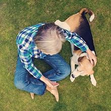 Notizie dal blog: Pet Therapy: Quali sono i benefici?