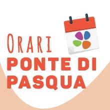 Notizie dal blog: Orari Ponte di Pasqua