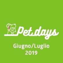 Notizie dal blog: Eventi di Giugno/Luglio 2019