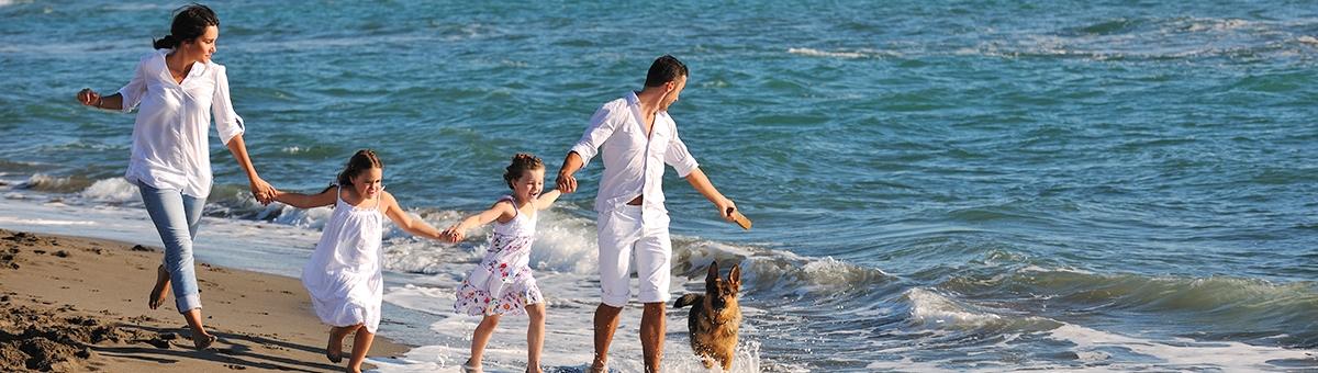 Fai la scelta giusta per la vacanza pet friendly
