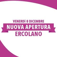 Notizie dal blog: Nuova apertura - Venerdì 8 dicembre 2017 - Ercolano