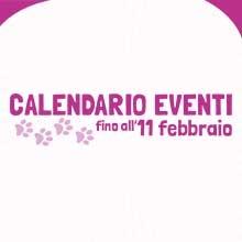 Notizie dal blog: Eventi dal 1 al 11 Febbraio