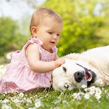 Notizie dal blog: Bambini e animali: tutto quello che c'è da sapere